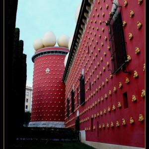 Teatre Museu Dalí. Figueres